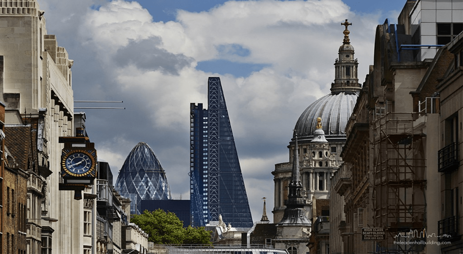 Leadenhall Building, London