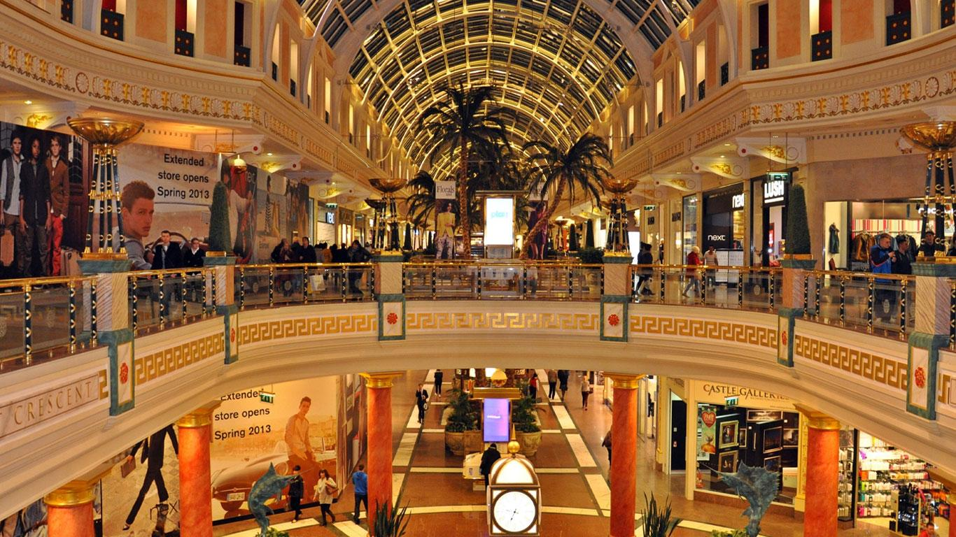 The Trafford Centre, Manchester